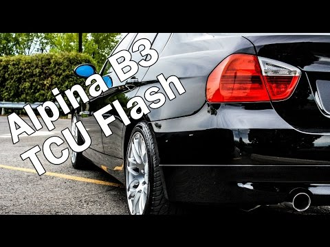 BMW N54 335i Alpina Flash Review / Launch 0-100 km/h & Pulls