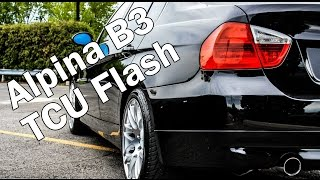 BMW N54 335i Alpina Flash Review / Launch 0-100 km/h 0-60 MPH