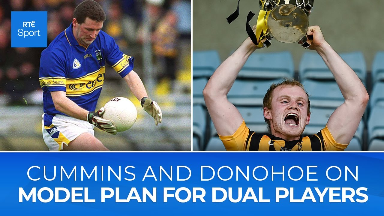 Rte Gaa Podcast Brendan Cummins And Simon Donohoe On The Wexford Model And Future For Dual Players Youtube