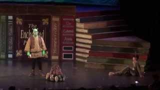Build a Wall - Shrek the Musical