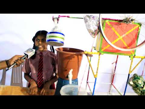 Science Projects--SOLAR COOKER by sai shreja ,a use use project for all people