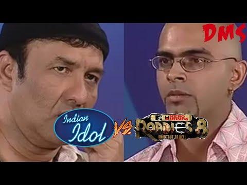 Raghu Criticizes Raghu | Indian Idol Audition