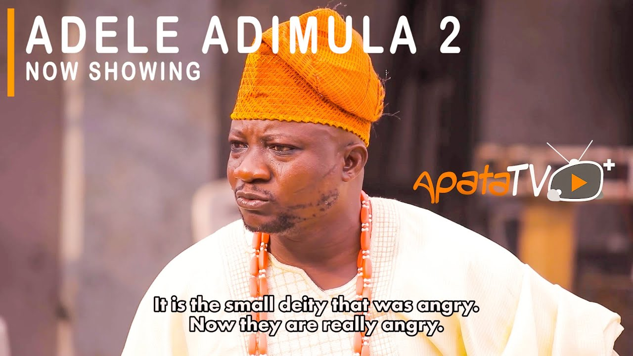 Download Adele Adimula 2 Latest Yoruba Movie 2021 Drama Starring Sanyeri | Fathia Balogun | Saidi Balogun