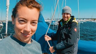 The Most Expensive Inch We've Ever Moved | Sailing Soulianis - Ep. 90