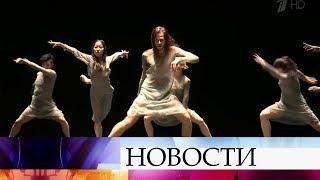 НаМеждународном фестивале современного танца зрителей удивляет Национальный балет Марселя.