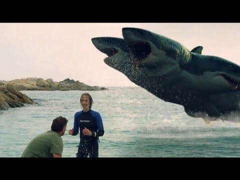 美国继五头鲨鱼出现之后,再度迎来六头鲨鱼,这回更加凶猛!