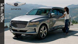 2021 Genesis GV80   Driving, I…
