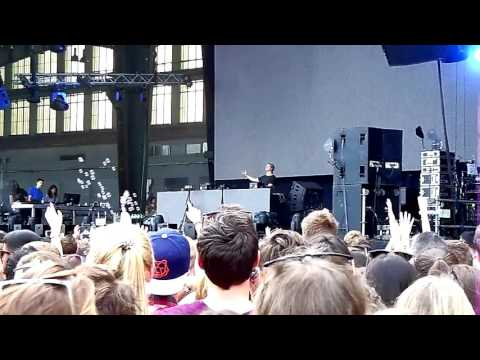 Lollapalooza  Berlin 13.09.2015 Kygo