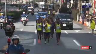 42K Maratón de Tokio 2020 - ESPN transmisión completa