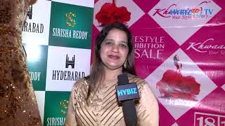 LifeStyle Exhibition & Sale at Taj Krishna Hyderabad | Khwaaish Exhibition