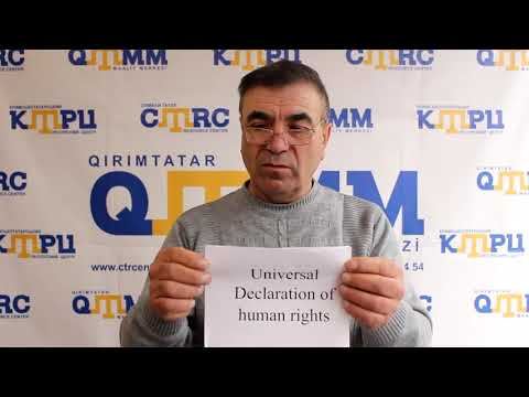Crimean Tatars joined the Stand up for Human Rights campaign (7)