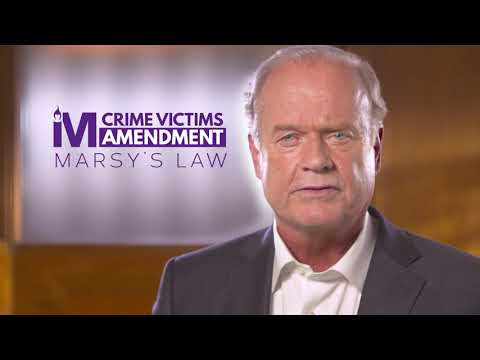 Kelsey Grammer invokes family tragedies in crime victims amendments ad