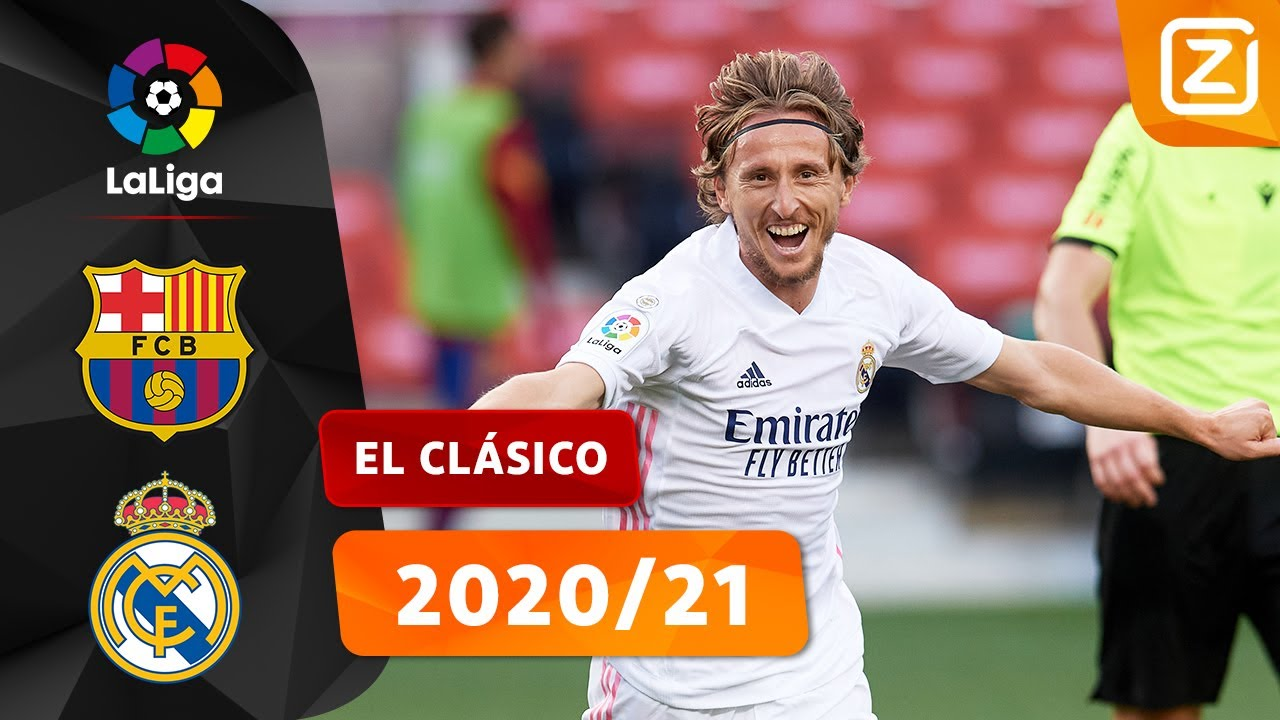 TERUGBLIK: REAL MADRID WINT ZEER VERMAKELIJKE EL CLÁSICO 🤩 | La Liga 2020/21 | Samenvatting