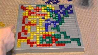 DGA Plays: Blokus w/ Dad & Vinnie Jr (Ep. 18 - Gameplay / Let's Play)