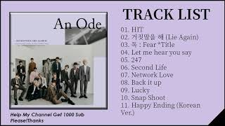 [FULL ALBUM] SEVENTEEN – SEVENTEEN 3RD ALBUM 'AN ODE' mp3