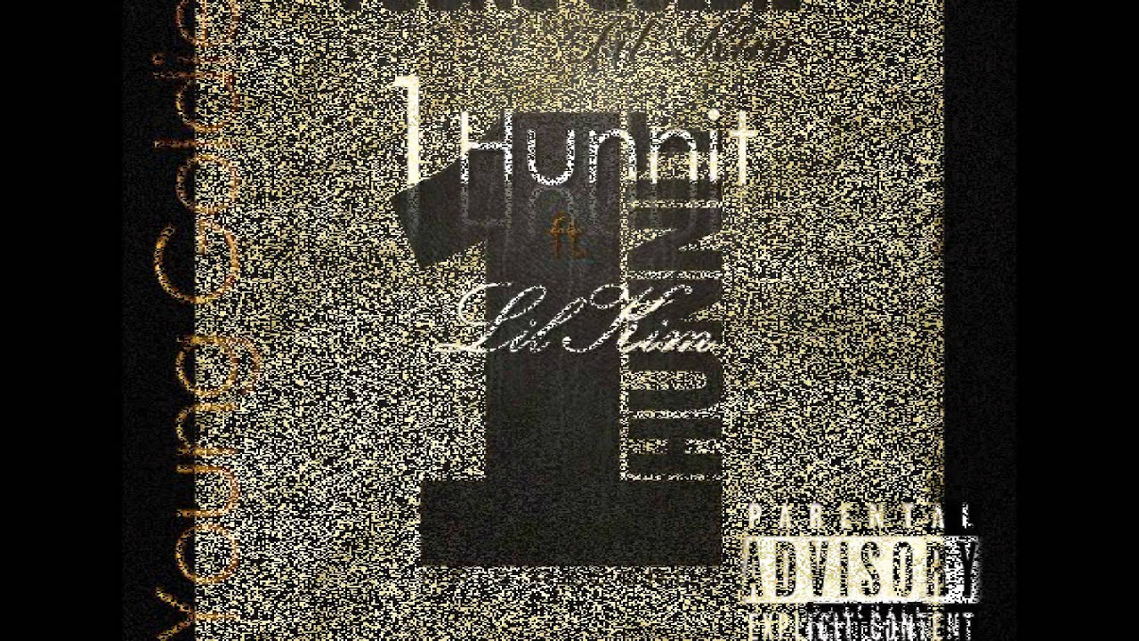 LIL KIM presents YOUNG GOLDIE 1HUNNIT OFFICIAL CDQ