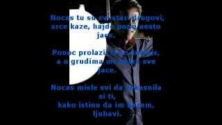 Download Dzenan Loncarevic - Crna damo - tekst - lyrics MP3 song and Music Video