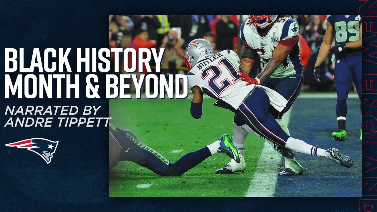 Black Patriots Who've Defined Our Team: Narrated by Andre Tippett | New England Patriots