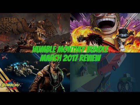 Humble Monthly Bundle | March 2017 Review