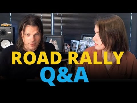 TAXI Road Rally Convention Q&A