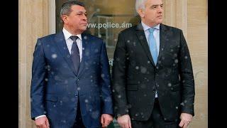 Վրաստանի ՆԳՆ պատվիրակությունը Հայաստանում
