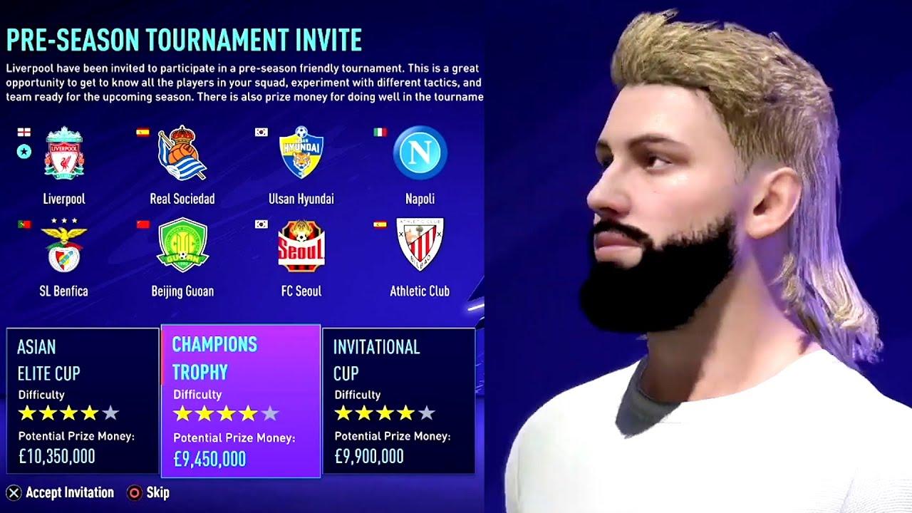 FIFA 21 Обзор режима карьеры | Официальный геймплей карьеры