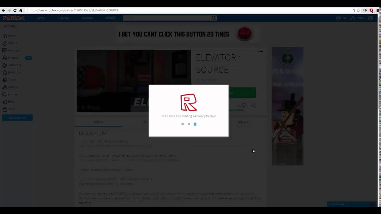 Roblox Download And Install Bug Youtube