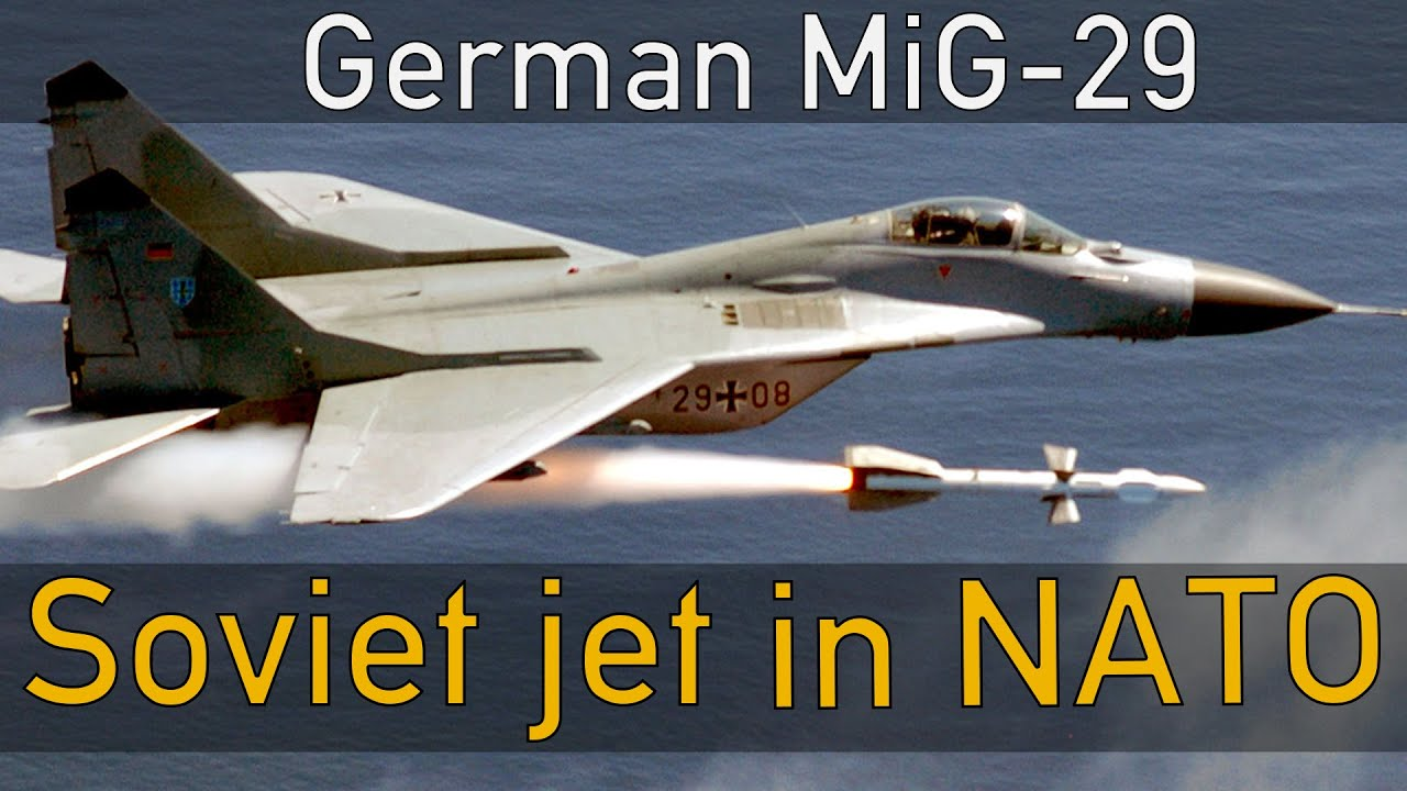 Why did Germany have Soviet MiG-29?