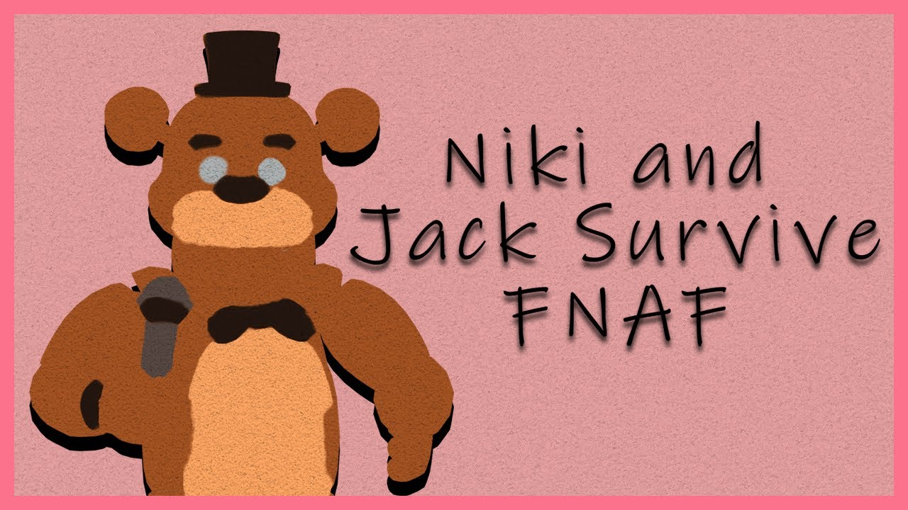 Five Nights at Freddy's 2 with Niki Nihachu and Jack Manifold