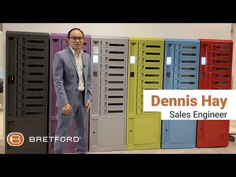 Bretford: TechGuard Connect® Charging Locker | 3 Mode Demonstration