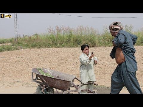 Pothwari drama   Rollay Mari Gaddi Ne   Shahzada Ghaffar Funny clips