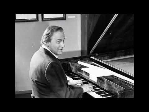 """Schumann """"Piano Concerto"""" Jörg Demus/Artur Rodzinski"""