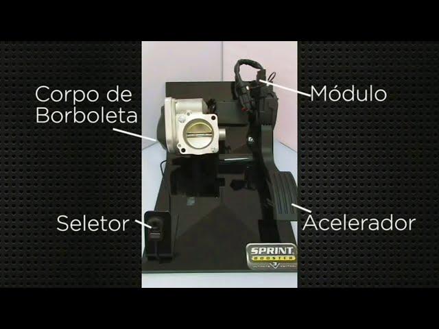 Novo Sprint Booster V3 que melhora a resposta do Acelerador Eletrônico npc performance