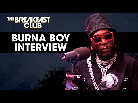 Burna Boy On Fusing Hip-Hop With Afrobeat, Fela Kuti Inspiration, Nipsey Hussle + More