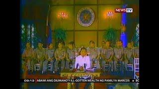 PCGG, gagawin daw lahat ng legal na hakbang para mabawi ang diumano'y ill-gotten wealth ng Marcoses