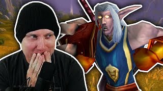I am THE DISTRACTOR in WoW PvP (WoW Classic Beta)