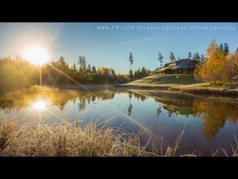 Latvia Landscape Timelapse