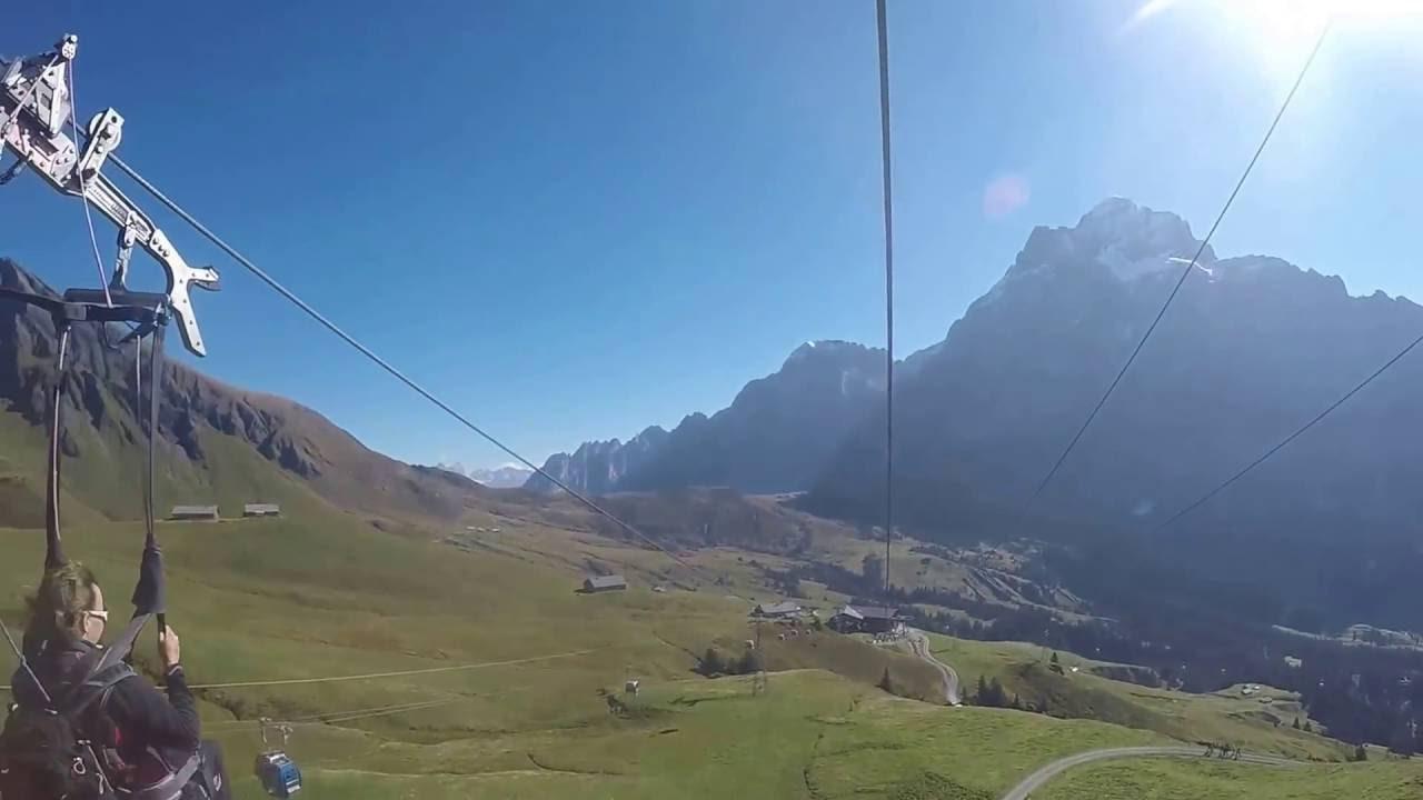 72 hours in the Jungfrau region