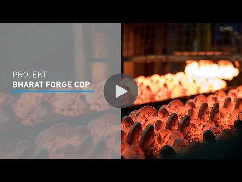 Projektvideo Automatisierungstechnik - BHARAT FORGE CDP