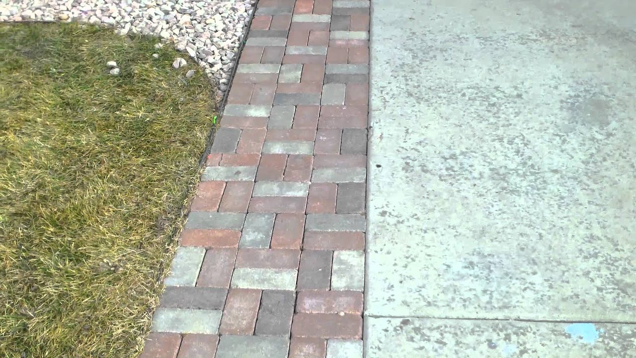 Paver driveway extension in colorado youtube solutioingenieria