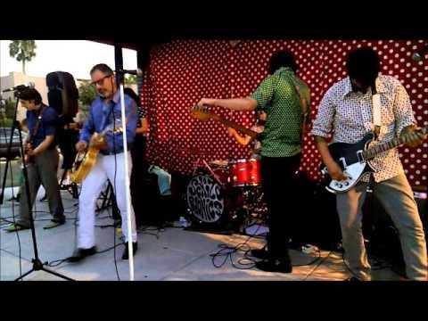 Little Richards (Schizophonics with El Vez) San Diego 8/20/15