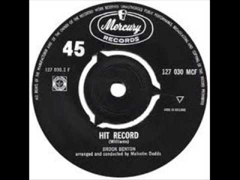 "Brook Benton - ""Hit Record"" - (1962) - Mercury Records"