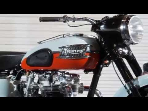 Greatest Bikes Triumph T120 Bonneville