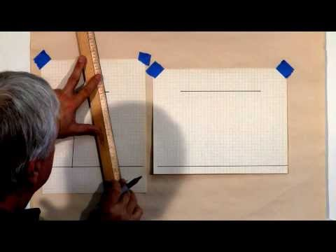 Furniture Design with Fibonacci Gauge - A woodworkweb.com woodworking video
