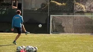 How to Improve Your Long-Range Shooting | Soccer Lessons