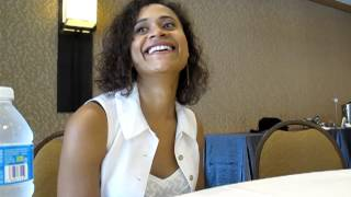 Angel Coulby Round Table Interview - Comic Con 2012