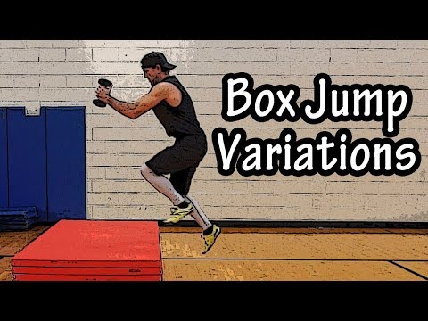 Box Jump Workout Variations For Beginners Box Jump Alternative Exercises Hops Exercises