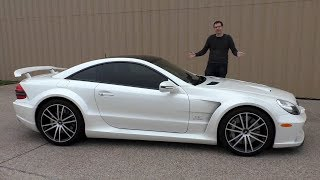 Mercedes SL65 AMG Black Series был монстром за $300 000