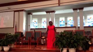 Jasmine Muhammad - Fix Me, Jesus
