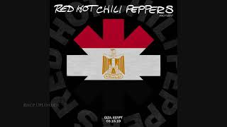 Red Hot Chili Peppers- Dark Necessities, Live at the Pyramids, Giza, Egypt, 15/03/2019